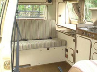 Iness camper interieur